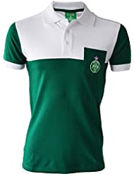 Polo ASSE - Collection officielle AS SAINT ETIENNE - Football - Taille adulte homme