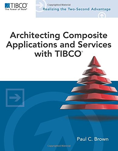 Architecting Composite Applications and Services with TIBCO (Tibco Press) por Paul C. Brown