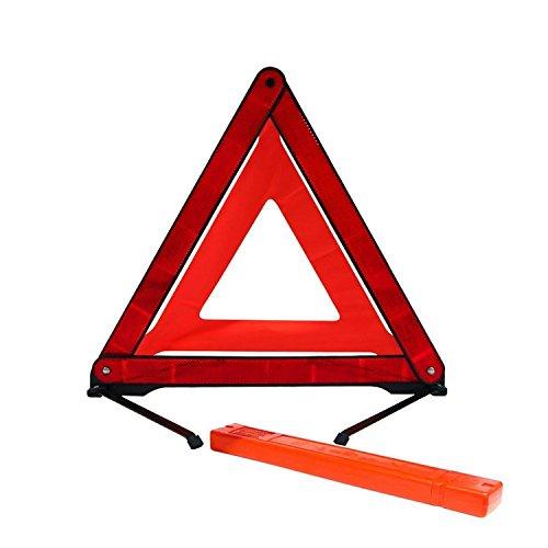 Faltbares Auto Notfall Warndreieck, Notfall Straßen Flasher (Warndreieck-2)
