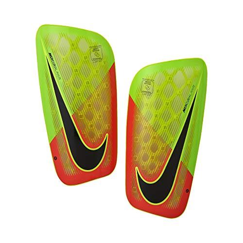 Nike NK MERC Flylite Schienbeinschoner Grd, Unisex Erwachsene, Unisex – Erwachsene, NK MERC Flylite GRD, L