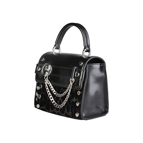 Sacs - Maroquinerie, couleur Noir , marque VERSACE JEANS, modèle Sacs - Maroquinerie VERSACE JEANS E1VOBBU2 75359 Noir Noir