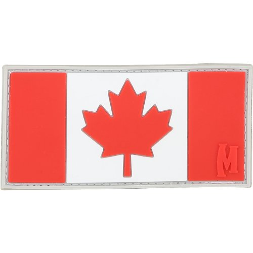 Maxpedition Kanada Flag (Vollfarbe) Moral Patch - 1st National Flag
