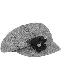 Amazon.it  cappello grigio - Lierys  Abbigliamento 416d9f86bdd5