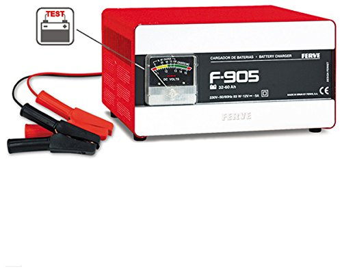 FERVE - Battery Charger Prima 30 60Ah 5A F905