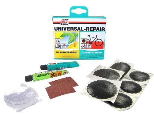 TIP TOP Reparatur-Set Reparatur-Set Flick Box Universal, Transparent, One Size, 4033420001000