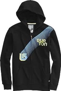 Burton Kinder Kapuzenjacke SPUTNIK FULL-ZIP, TRUE BLACK, 156, 257547