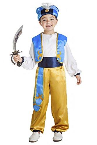 Imagen de disfraz de aladino paje navidad infantil 3 4 años