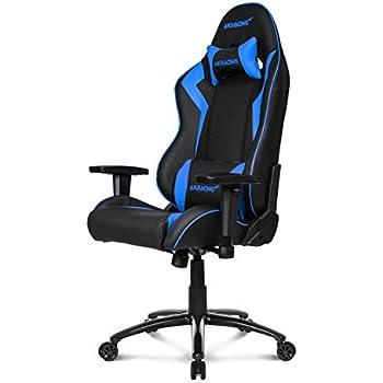 Akracing Gaming Stuhl OCTANE blau/schwarz
