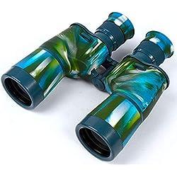 AWEISBS Jumelles de la Gamme Haute Puissance, Prisme Grand oculaire à revêtement Multicouche imperméable Haute définition, adapté à l'observation des Oiseaux et aux Jeux extérieurs