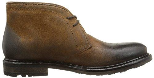 Base London Carbon, Herren Chukka Boots Braun (greasy Suede Tan)
