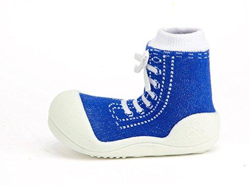 Attipas , Chaussures premiers pas pour bébé (fille) bleu 19 bleu