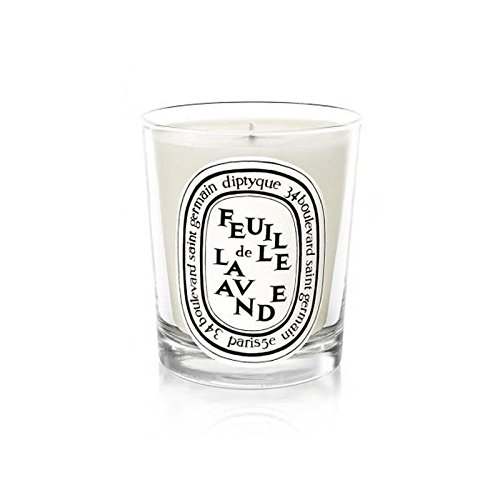 Diptyque Kerze Feuille De Lavande / Lavendel Blatt 190G