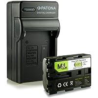 Chargeur + Batterie NP-FM500 pour Sony Alpha DSLR-A100 DSLR-A200 DSLR-A300 DSLR-A350 DSLR-A450 DSLR-A500 DSLR-A550 DSLR-A560 DSLR-A580 DSLR-A700 DSLR-A850 DSLR-A900 SLT-A57 SLT-A58