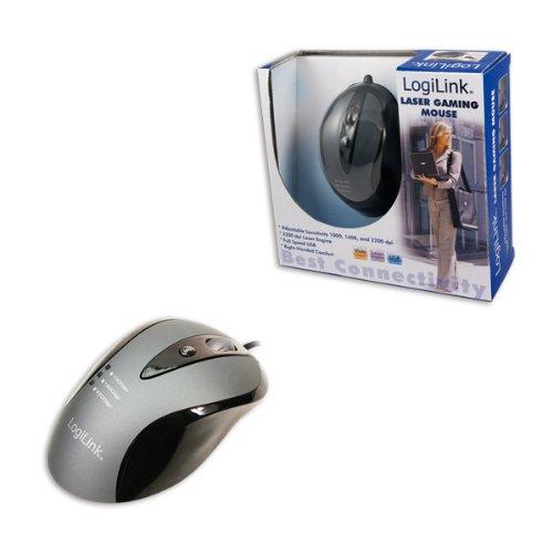 Preisvergleich Produktbild LogiLink Maus Laser Gaming USB