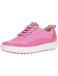 ECCO Womens Casual Hybrid, Zapatillas De Golf para Mujer