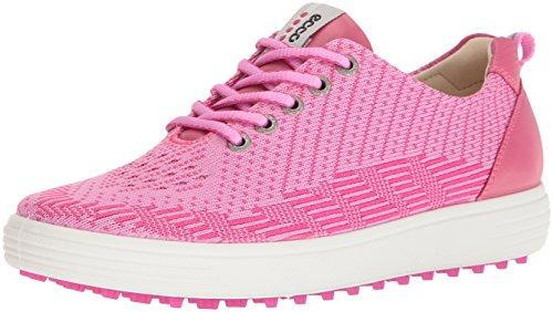Ecco Damen Womens Golf Casual Hybrid Golfschuhe, Pink (50075PINK-Beetroot/Fandango), 42 EU (Schuh Casual Womens Athletic)