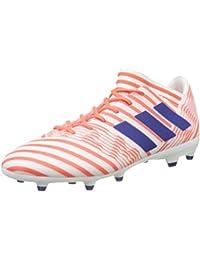 adidas Nemeziz 17.3 FG W, Zapatillas de Fútbol para Mujer