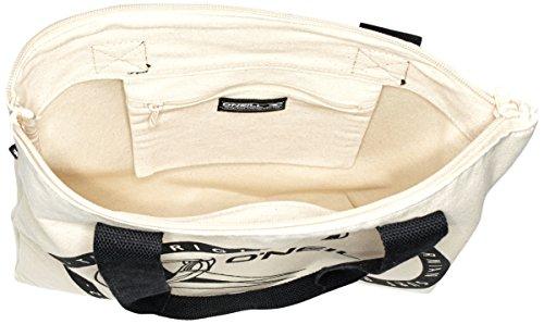 O' Neill–BW Summer Surfival Bag Borse a Tracolla, Donna, Bw summer surfival bag, Bianco polvere, 0 Bianco polvere