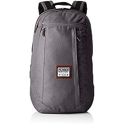 Munich Backpack, Mochila Unisex Adulto, Negro (Black) 19.0x47.0x33.0 cm (W x H x L)
