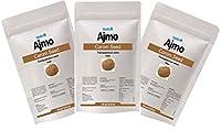 Healthvit Natural Ajmo Powder 100g (Pack of 3)