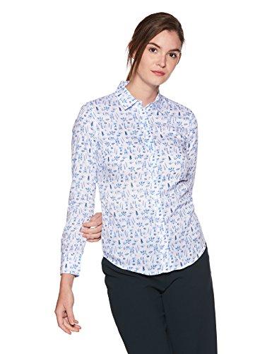 Allen Solly Women's Regular Fit Cotton Shirt