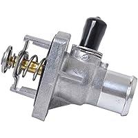 Sharplace Carcasa de Termostato de Motor con Junta de Sensor Automático