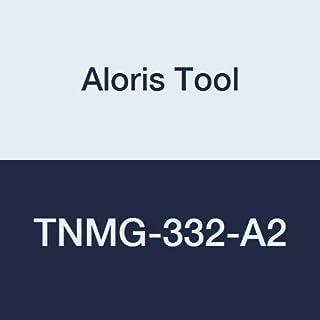 Aloris Tool TNMG-332-A2 Carbide Insert