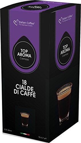 Monodosis Ese Café 44 mm Top Aroma Cremoso 18 unidades
