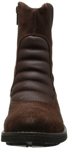 Marc Shoes Wilma, Bottes Rangers femme Marron - Braun (cafe-t.d.moro 405)