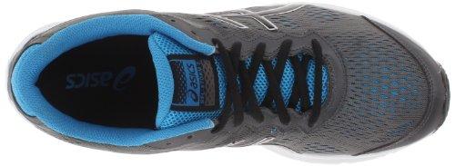 Asics, Scarpe da corsa uomo (Granite/Black/Malibu)