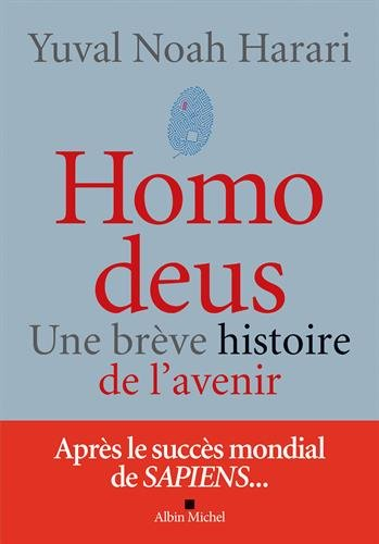 Homo deus par From Albin Michel