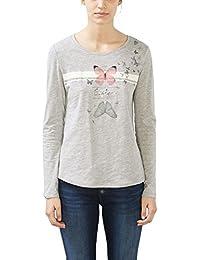 edc by Esprit 027cc1k053, T-Shirt Femme