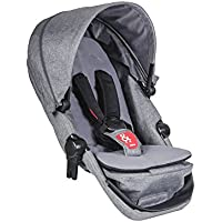 Phil & Teds Voyager Buggy DOUBLES Kit, grau marl