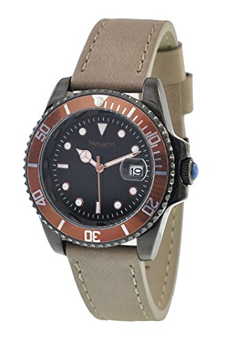 novatti-mens-elegant-watch-analogue-steel-case-in-brown-and-black-color-43mm-case-diameter-mineral-c