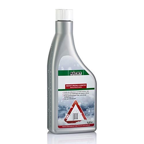 MATHY SPEZIAL-H WINTER - Heizöl-Fliessverbesserer 1 Liter