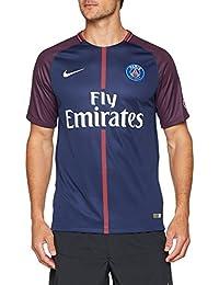 Nike PSG M Nk BRT Stad JSY SS Hm Camiseta 1ª Equipación Paris Saint Germain 17
