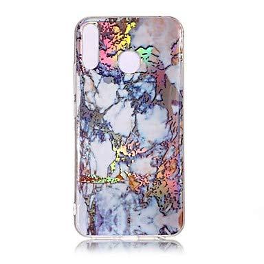 Schöne Fälle, Abdeckungen, Hülle Für Asus Zenfone Go ZB500KL IMD / Muster Rückseite Marmor Weich TPU für ASUS ZenFone Max Pro M1 ZB601KL / ASUS Zenfone 5Z (ZS620KL) / ASUS Zenfone 5 lite / Zenfone 5Q