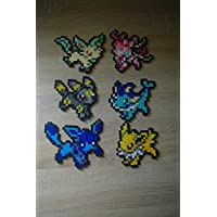 Amazon Fr Pixel Art Pokemon France Handmade