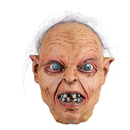 LXIANGP Latex Maske Cosplay Maske Halloween Party Ghost Festival Horror Maske Scary Zombie Kopfbedeckungen Movie ()