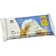 Plus 11492 Pasta per Modellare, Bianco