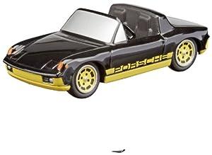 Dickie-Schuco 450587900 Piccolo Porsche 914 Bumblebee - Silla de Paseo, Color Negro