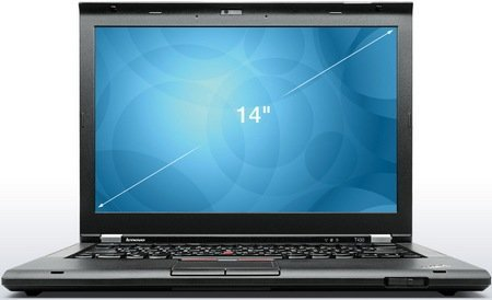 Lenovo ThinkPad T430 i5-3320M 2.6GHz 8GB RAM, 256GB SSD DVDRW 14.1 WXGA++ 1600x900 Webcam Windows 10 Pro 64 bit WiFi Grade A (Certified Refurbished)