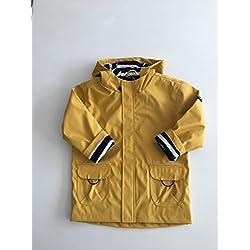 Chubasquero Batela Para Bebe Color Amarillo 116 Cm