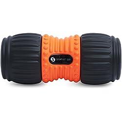 """EXCELENTE: Foam Roller """"Ergo Roll"""" :: Rodillomasaje con diseño único que alivia la columna vertebral :: 3 zonas :: Dureza media :: Garantía de 3 años"""