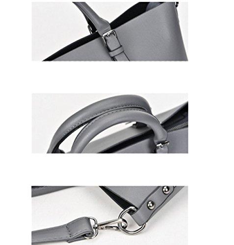 Ms. Mode Mit Großer Kapazität Tragbaren Umhängetasche Grey