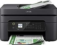 Epson WorkForce WF-2830DWF - Impresora multifunción de inyección de tinta 4 en 1 (impresora, escáner, copia, f