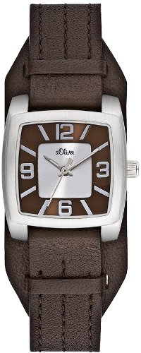 s.Oliver Damen-Armbanduhr SO-1710-LQ