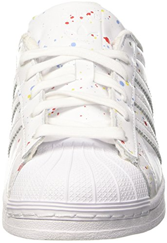 adidas Superstar, Chaussures de Basketball Femme Multicolore
