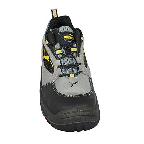 Puma chaussures de sécurité norme s1 sRC chaussures plates gris Gris