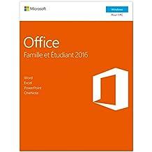 Office Famille et Etudiant 2016 [téléchargement]